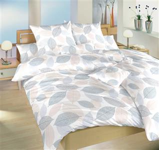 Povlečení bavlna Podzim modrý 220x220 cm povlak