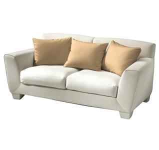 Povlak bavlna oříšková 40x50 cm
