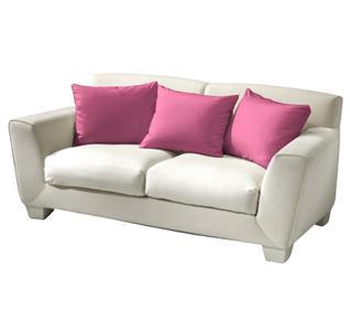 Povlak bavlna růžová 40x50 cm