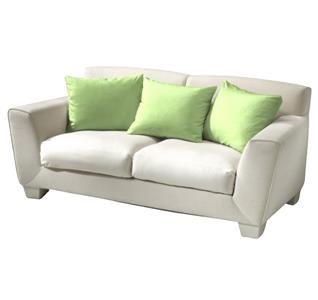 Povlak bavlna zelená 40x50 cm