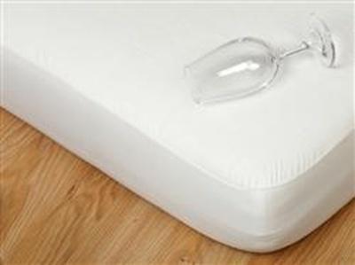 Nepropustné prostěradlo DERMOFRESH 140x220x15 cm bílé