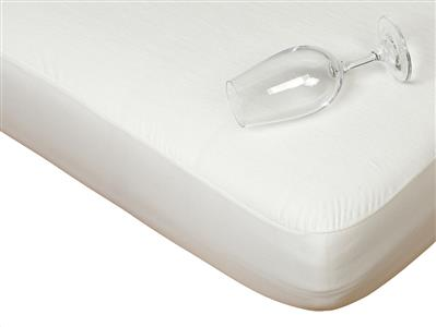 Nepropustné prostěradlo DERMOFRESH 60x120x10 cm bílé