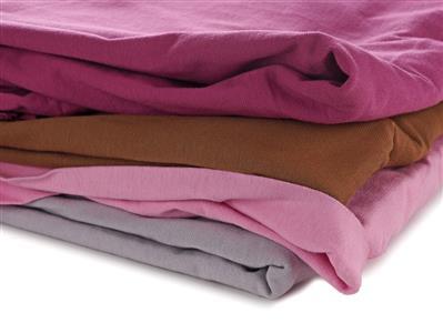 Jersey prostřihy 1 kg velké barevné
