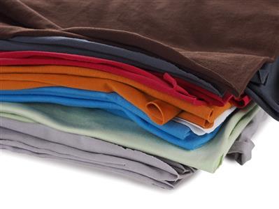 Jersey prostřihy malé barevné 1 kg