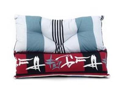 Relaxační polštářek barevný potisk 48x60 cm