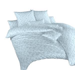 Povlečení damašek Rokoko modré 220x220 cm povlak