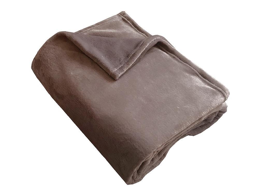 Fine soft deka Dadka opál 150x100 cm
