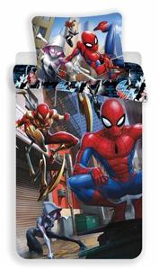 Povlečení Spiderman Action 140x200, 70x90 cm