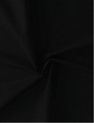 Povlečení satén černá 140x200, 70x90 cm