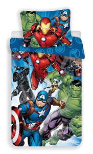 Povlečení Avengers Brands 140x200, 70x90 cm