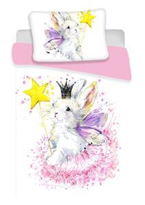 Disney povlečení do postýlky Bunny baby 100x135, 40x60 cm