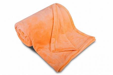 Deka MF UNI SLEEP WELL oranžová 150x200 cm