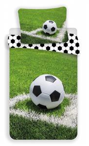 Povlečení fototisk Fotbal 01 140x200, 70x90 cm