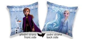 Polštářek Frozen 2 sides 40x40 cm