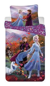 """Povlečení Frozen 2 """"Wind"""" 140x200, 70x90 cm"""