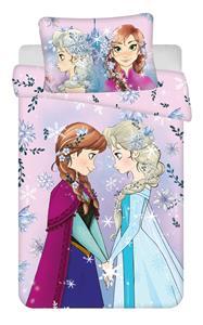 """Disney povlečení do postýlky Frozen 2 """"Pastel 02"""" baby 100x135, 60x40 cm"""