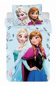 """Povlečení Frozen """"Floral 02"""" 140x200, 70x90 cm"""