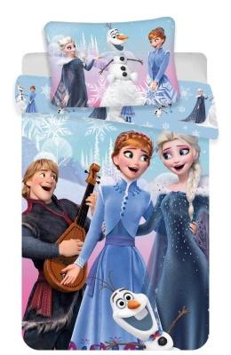 Povlečení Frozen winter 140x200, 70x90 cm