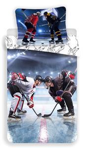 Povlečení fototisk Hokej 140x200, 70x90 cm