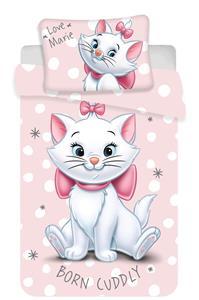 Disney povlečení do postýlky Marie cat dots  baby 100x135, 40x60 cm