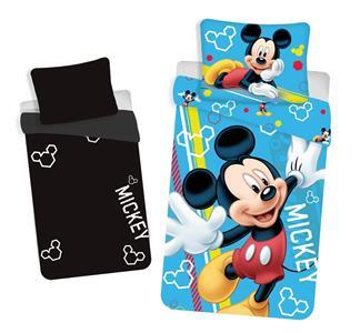 Povlečení Mickey svítící efekt 140x200, 70x90 cm