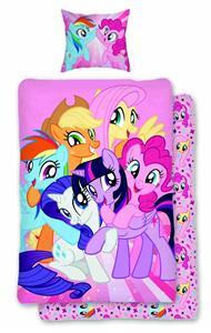 Povlečení My Little Pony 091 140x200, 70x90 cm