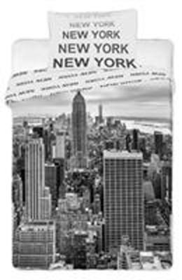 Povlečení fototisk New York 2016
