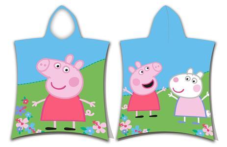 Pončo Peppa Pig 061 50x115 cm