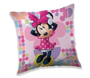 Polštářek Minnie pink 03 40x40 cm