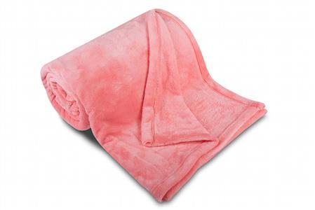 Deka MF UNI SLEEP WELL růžová 150x200 cm