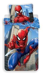 Povlečení Spiderman blue 02 140x200, 70x90 cm
