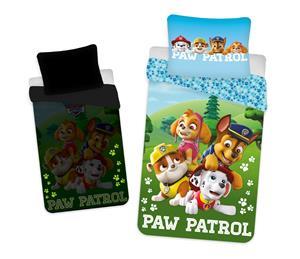 Povlečení Paw Patrol 203 svítící efekt 140x200, 70x90 cm