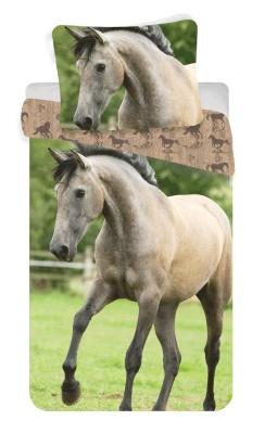 Povlečení fototisk Horse western