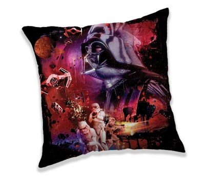 Polštářek Star Wars dark power 40x40 cm