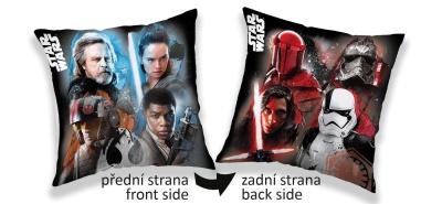 Polštářek Star Wars light/dark 40x40 cm